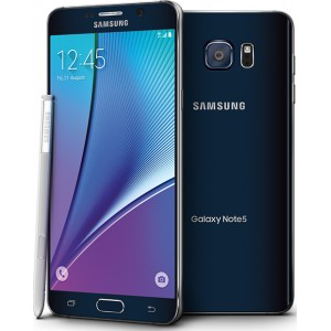 Samsung Galaxy Note 5 32GB Blk